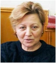 Mrs. Petrina Frunză