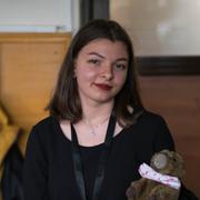 Alexandra Frunză — Chairperson of the SPECPOL Committee