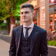 Cosmin Ungureanu — Chairperson of the Crisis Committee