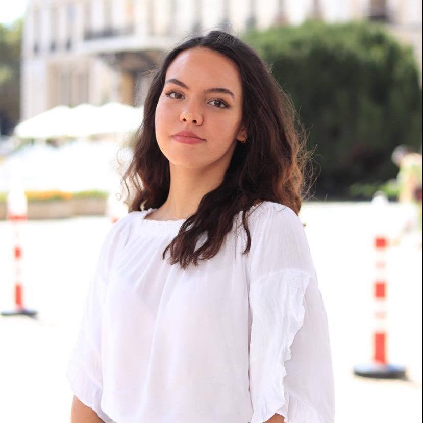 Cristiana Adascalitei — Head of Junior Administrative Staff